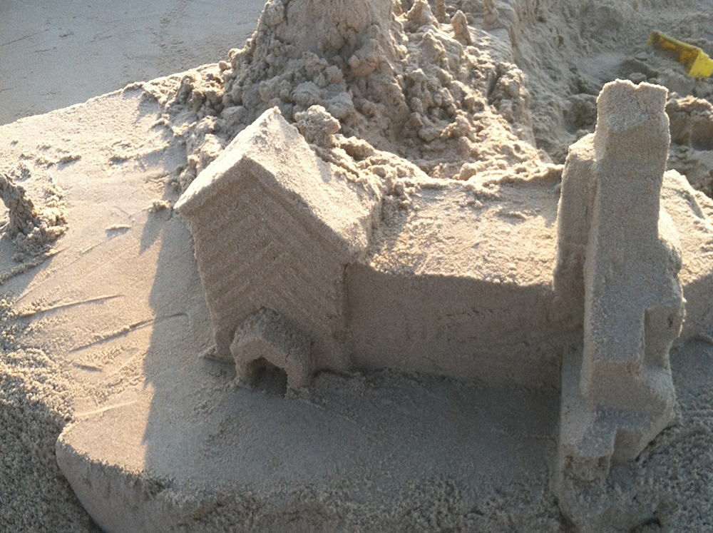 Sustainability in the Sand